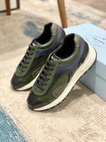 Shoes PRADA Original Version olive green