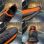 Shoes GIVENCHY PARIS Wing black x orange