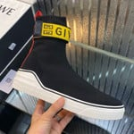 Shoes Givenchy Original New black x yellow