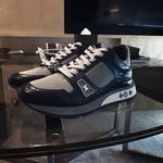 LV 2021 Black Jogging shoes