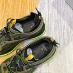 Shoes GIVENCHY Outdoor Sports black x neon