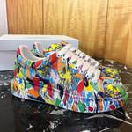Alexander McQueen MCQ 2019 gaffiti low top sneaker