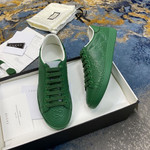 Shoes Gucci ACE green sneaker