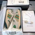Shoes Gucci GG series old casual small dirty shoes