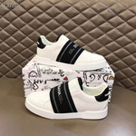 Dolce &gabbana sneakers in nappa leather