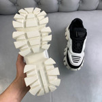 Shoes PRADA Couple Models white x black