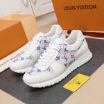 Shoes LV Louis Vuitton low top run away sneaker