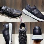 Shoes PRADA Lace-up New black
