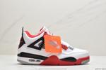 "Air Jordan 4 ""Bright Crimson"" New"