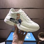 Shoes Gucci Rhyton 'Bart Simpson'