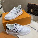 Shoes LV Louis Vuitton Trainer 2021 White sneaker