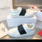 Shoes Valentino Garavani - colour-block panel logo sneakers