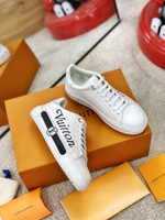 Shoes LV 2021 new trainer white sneaker
