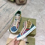 Shoes Gucci Tennis 1977 Sneaker Multicolor High top sneaker