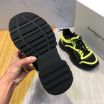 Shoes GIVENCHY Outdoor Sports black x neon green