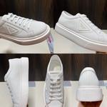 Shoes PRADA Soft Calf white