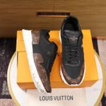 Shoes LV Trainer sneaker Brown