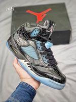 "Nike Air Jordan 5 Retro DB""Doernbecher""-633068-010"