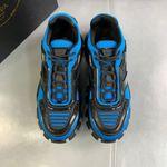 Shoes PRADA Couple Models black x blue