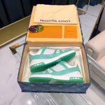 LV Louis Vuitton 2021 trainer shoes sneaker