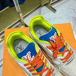 LV-Louis-Vuitton 2021 low top trainer sneakers