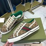 Gucci Tennis 1977 series 2021 spring loafers sneaker shoes