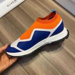 Shoes GIVENCHY Original Version TPU orange x white x blue