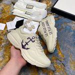 Shoes Gucci Rhyton Le Plus Loin Le Plus Serre