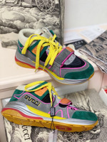 Shoes Gucci Dirty casual sports fashion sneaker