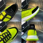 Shoes GIVENCHY PARIS Wing neon green