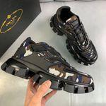 Shoes PRADA Couple Models black x beige