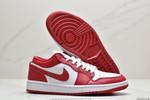 Jordan 1 Low Gym Red-553558 611