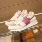 Shoes LV Trainer white sneaker Louis Vuitton