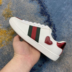 Shoes Gucci ACE heart white sneaker