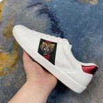 Gucci Ace Embroidered 'Tiger' - Gucci - 457132 A38G0 9064 sneaker shoes