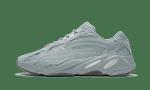 Yeezy Boost 700 V2 Shoes Hospital Blue  FV8424