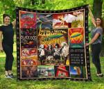 Fan Led Zeppelin Quilt Blanket Gift Rock Lover