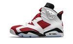 Air Jordans 6 Retro Carmine 384664-160 384665-160