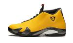 Air Jordans 14 Ferrari Yellow
