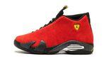 Air Jordans 14 Ferarri Red