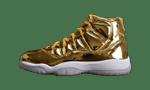 Air Jordans 11 Metallic Gold