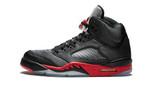 Air Jordans 5 Satin Bred 136027-006