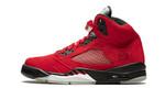 Air Jordans 5 Retro Raging Bulls Red DD0587-600