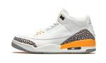 Air Jordans 3 Lazer Orange CK9246-108