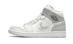 Air Jordans 1 Mid White Camo