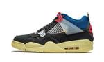 Air Jordans 4 Off Noir DC9533-001