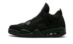 Air Jordans 4 Black Cat CU1110-010