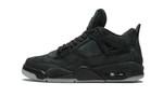 Air Jordans 4 X KAWS Black 930155-003