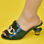 Zapatos de boda para mujer, calzado elegante italiano