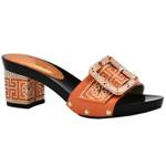 Zapatillas africanas elegantes de tacón alto para mujer, zapatos de boda de Color plateado